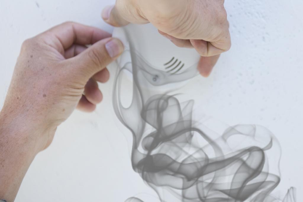 Velg optiske røykvarslere
