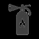 Brannslukningsapparat symbol