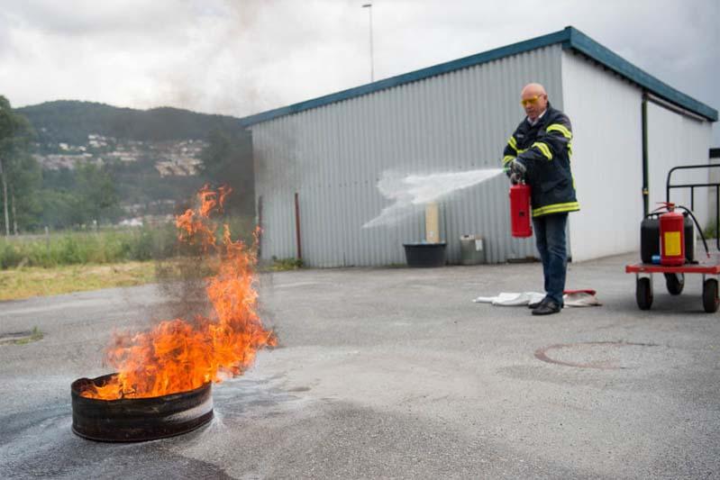 Brannvernkontrollor